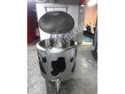 Hesaplı Süt Soğutma Tankı 100 Lt