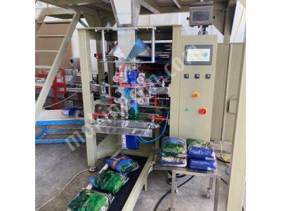 Makarna bakliyat paketleme makinası