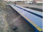 3x14 Metre 60 Ton Çelik Platform Tır Kantarı