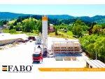Fabomix Compact-110 Yeni Nesil Beton Santrali +90 507 793 2479