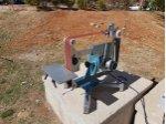 Bant zımpara makinası-yeni tasarım
