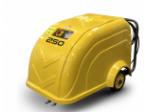 İtalyan Pompalı Soğuk Oto Yıkama Makinası - 250 Bar