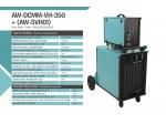 Aw-dcmm-vh-350 + (aw-svh01) Kaynak Makanası
