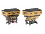 400 Litre Çift Diskli Gübre Serpme Makinesi