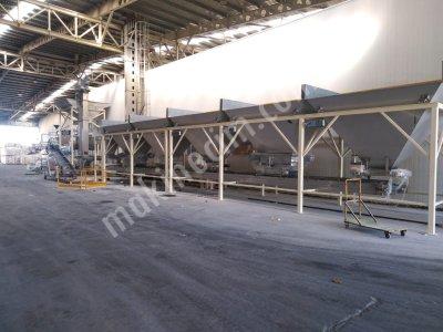 Toz Gübre Üretim & İşleme Tesisler