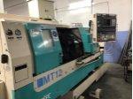 CNC Torna MURATEC MT12 Cift Tarret Cift Spindel C-Eksen Japon