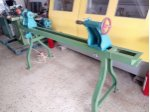 150lik Ağaç Ahşap Torna Makinası