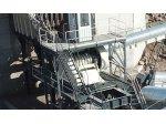 Щековая Дробилка Б / У Дробильно-сортировочная Установка 1300x1000 Mm