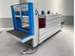 Tgs100 Yarı Otomatik 100x50x200 Tünelli Polietilen Shrink Ambalaj Makinesi