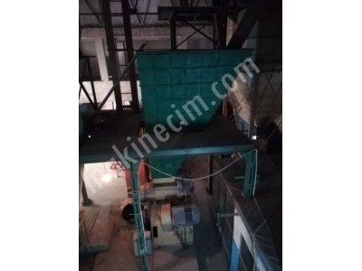 10 Ton/saat Kapasiteli Full Yem Fabrikası