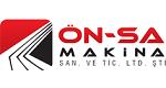 Ön-Sa Makina San Ve Tic. Ltd.şti.