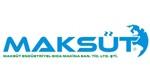 Maksüt Süt Ürünleri Endüstriye Makina San. Tic. Ltd.şti