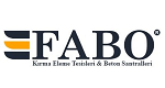 Fabo Makina İmalat Pazarlama San.ve Ltd.şti.